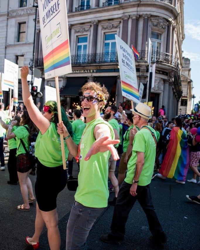 pride london
