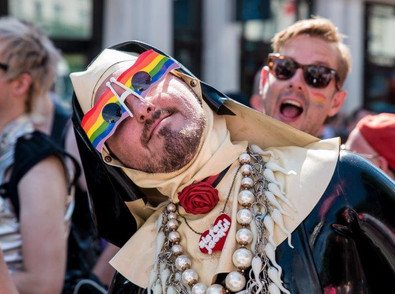 Beautiful People Of Pride: A Day Of Celebration