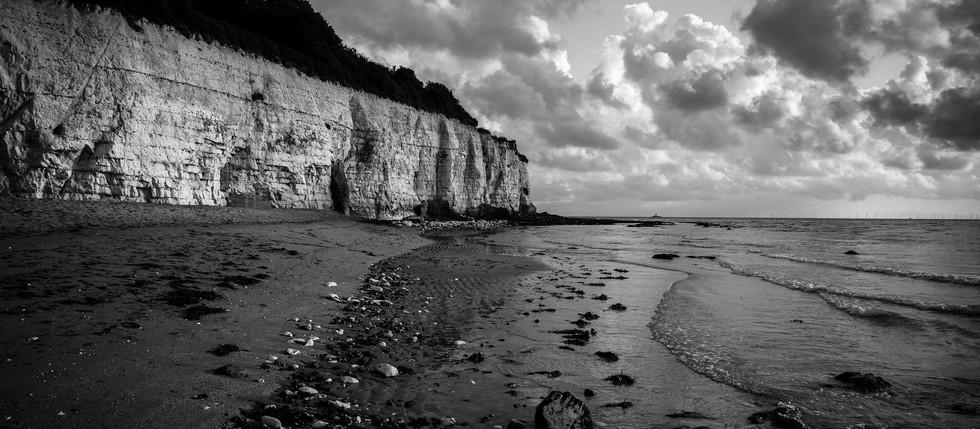 Three go to the Kent coast