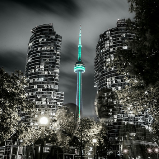 Toronto Ghosts (October)