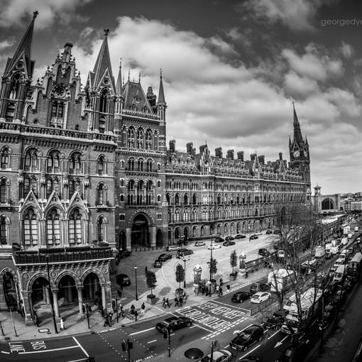 St Pancras Renaissance(March)