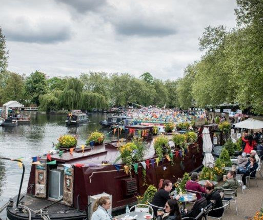 Canalway Cavalcade, Little Venice