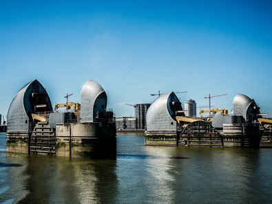 Thames Barrier Photo Shoot