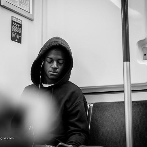 Subway Rider (October)