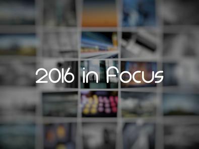 2016 in focus