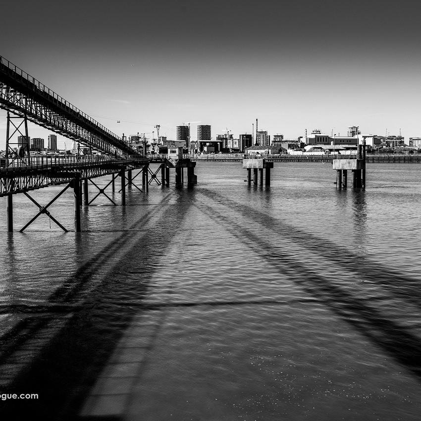 Angerstein Wharf