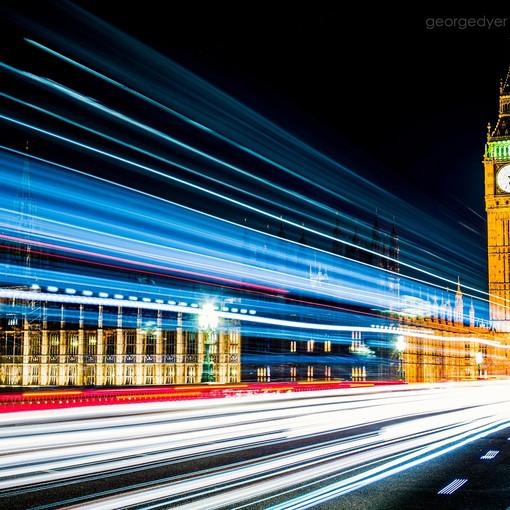 Westminster Bridge (February)