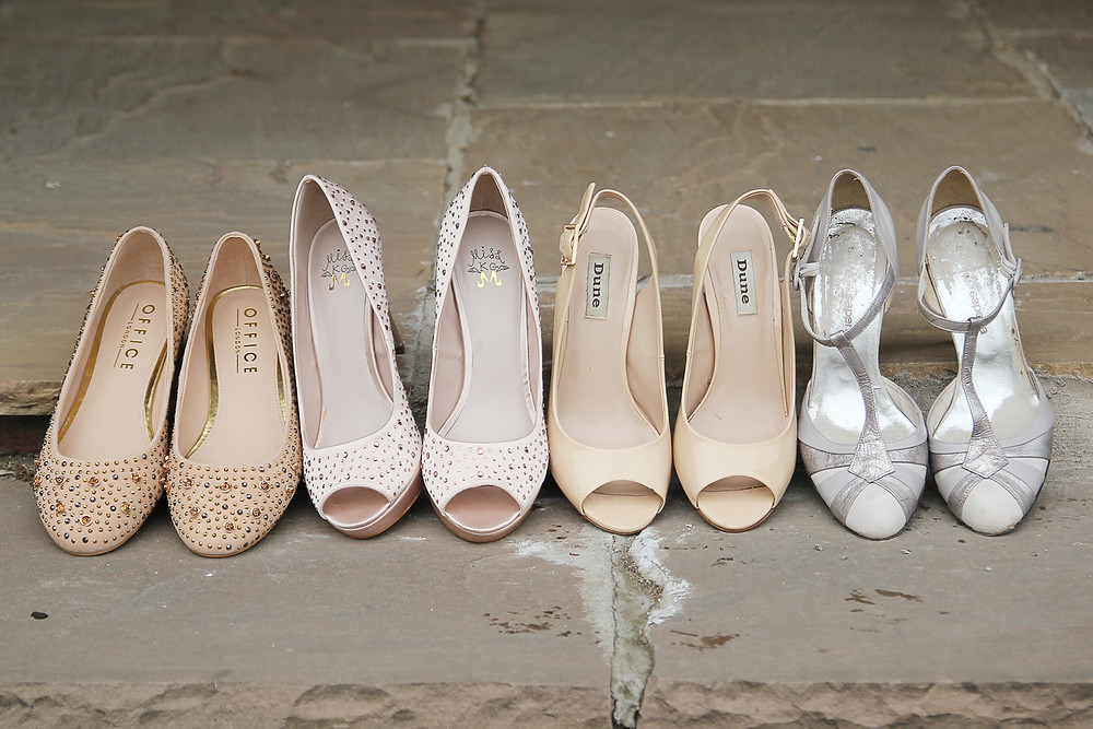 Wedding details shoes | Jemma King Photography | Wedding Photographers in Hull