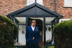 The Normans York Colourful Wedding