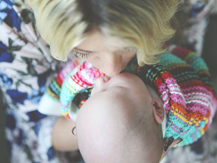 Yorkshire | Mother and Baby Shoot | Leigh and Baby Betsy