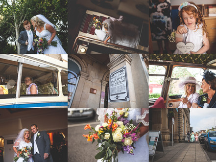 Yorkshire | Hull | A Pretty Vintage White Wedding | Adele and Matthew