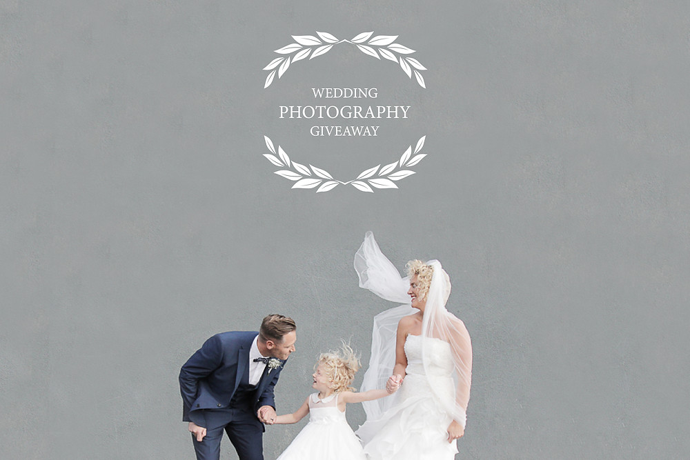 win your wedding photographer Jemma King Photography