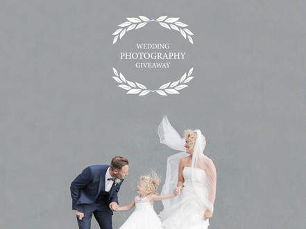 Win your Wedding Photography with Yorkshire Wedding Photographer Jemma King