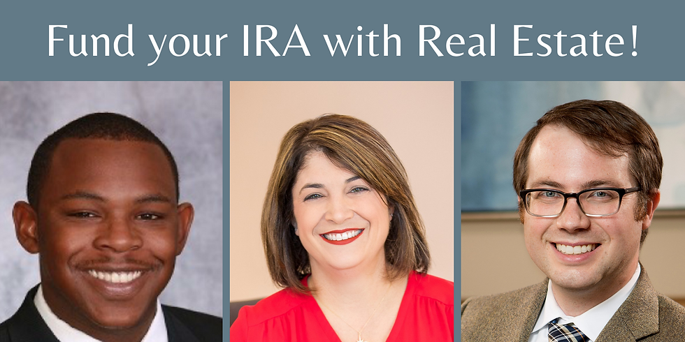 Get Creative: Fund Your IRA with Real Estate!