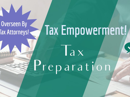 Tax Preparation Overseen by Tax Attorneys - Not All Accounting Firms Are Equal