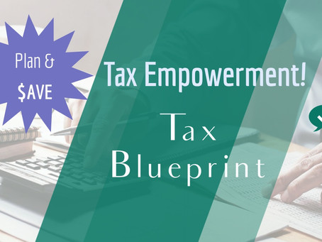 Bigger Profits: Pay Less Tax - LEGALLY - with a Tax Blueprint!