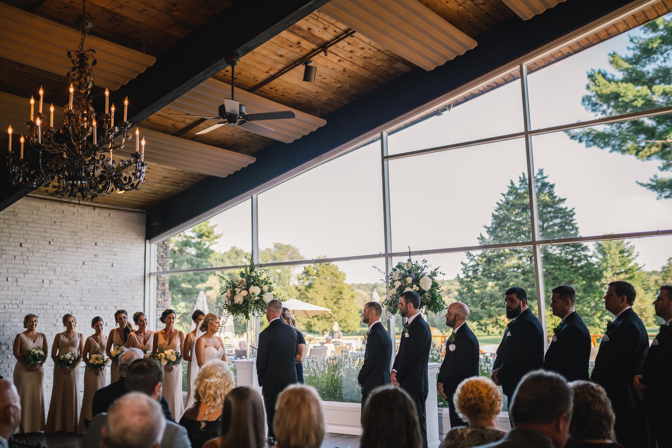The Cape Club of Sharon - Wedding