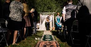 Cool Rustic, Woodsy New England Wedding Venues