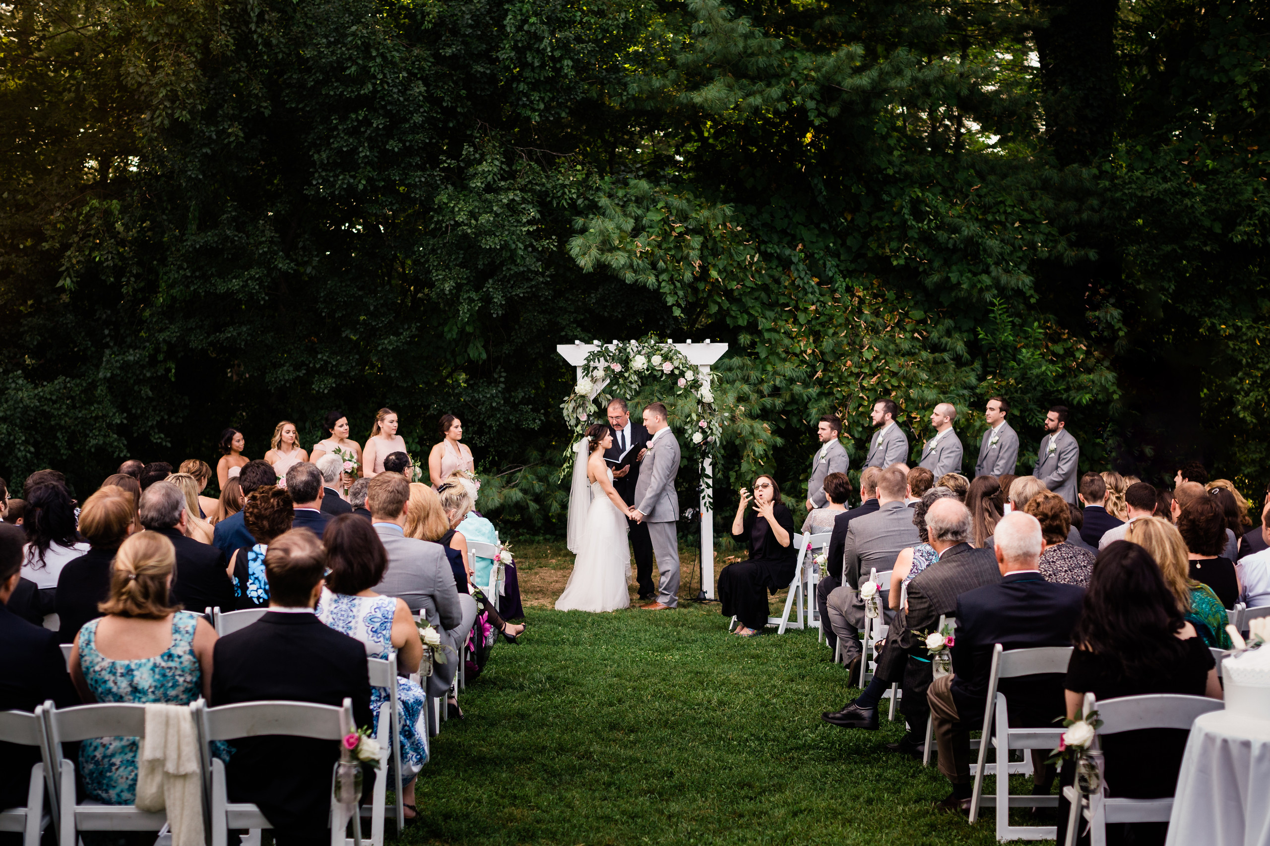 Warren Conference Center and Inn Wedding - Ashland, MA