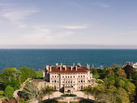 Rhode Island and Newport Wedding Venues on the Water