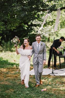 Rosasharn Farm Wedding - Rehoboth, MA