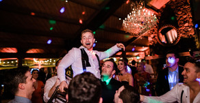 The Dance Floor: A Collection of Wedding Reception Photographs