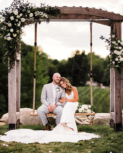 LaBelle Winery Wedding - Amherst, NH