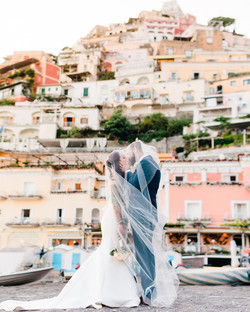 Amalfi Coast Wedding - Positano, IT