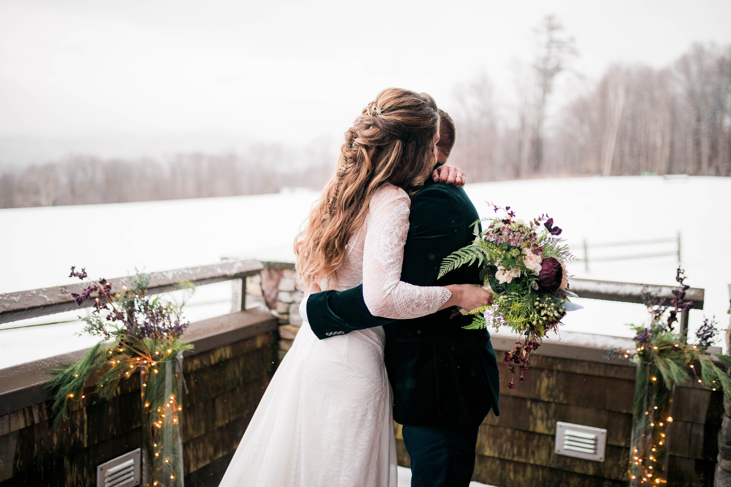 Mountain Top Inn Wedding -Chittenden, Vermont