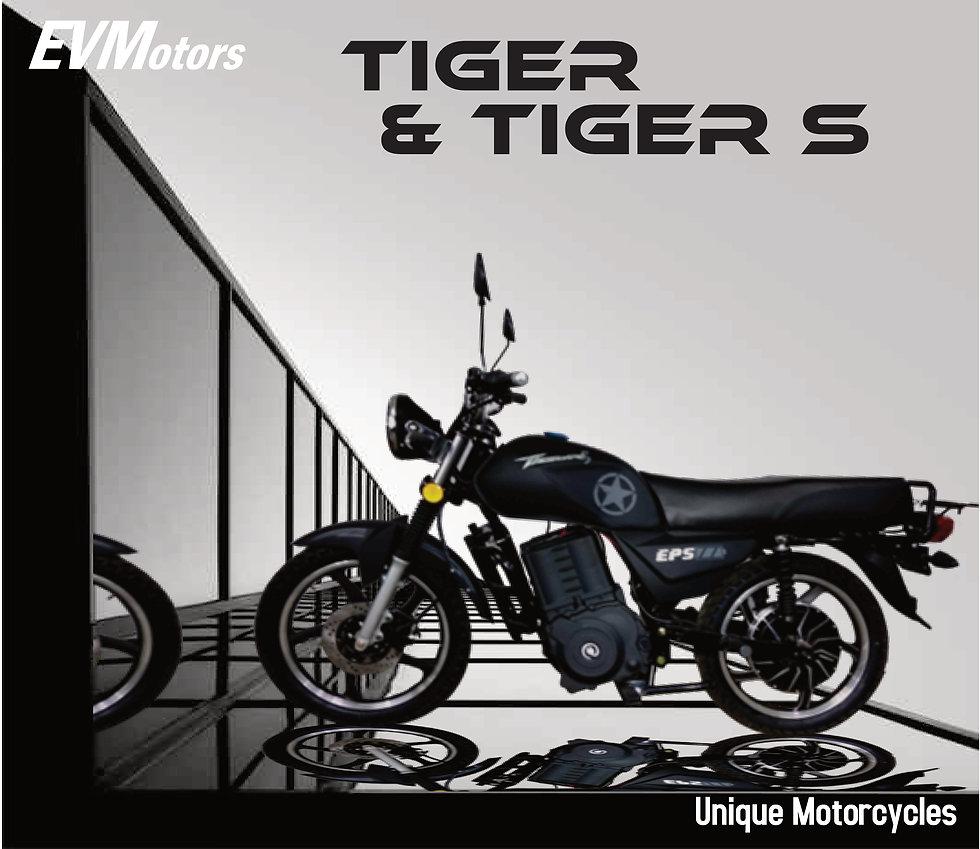 11 Motocicleta electrica TIGER TIGER S.j