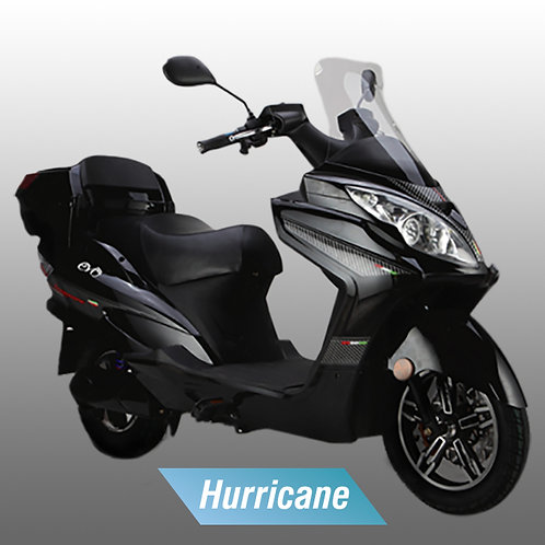 MOTOCICLETA MOD. HURRICANE 3000W