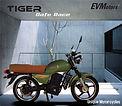 05 MOTOCICLETA ELECTRICA TIGER CAFE RACE