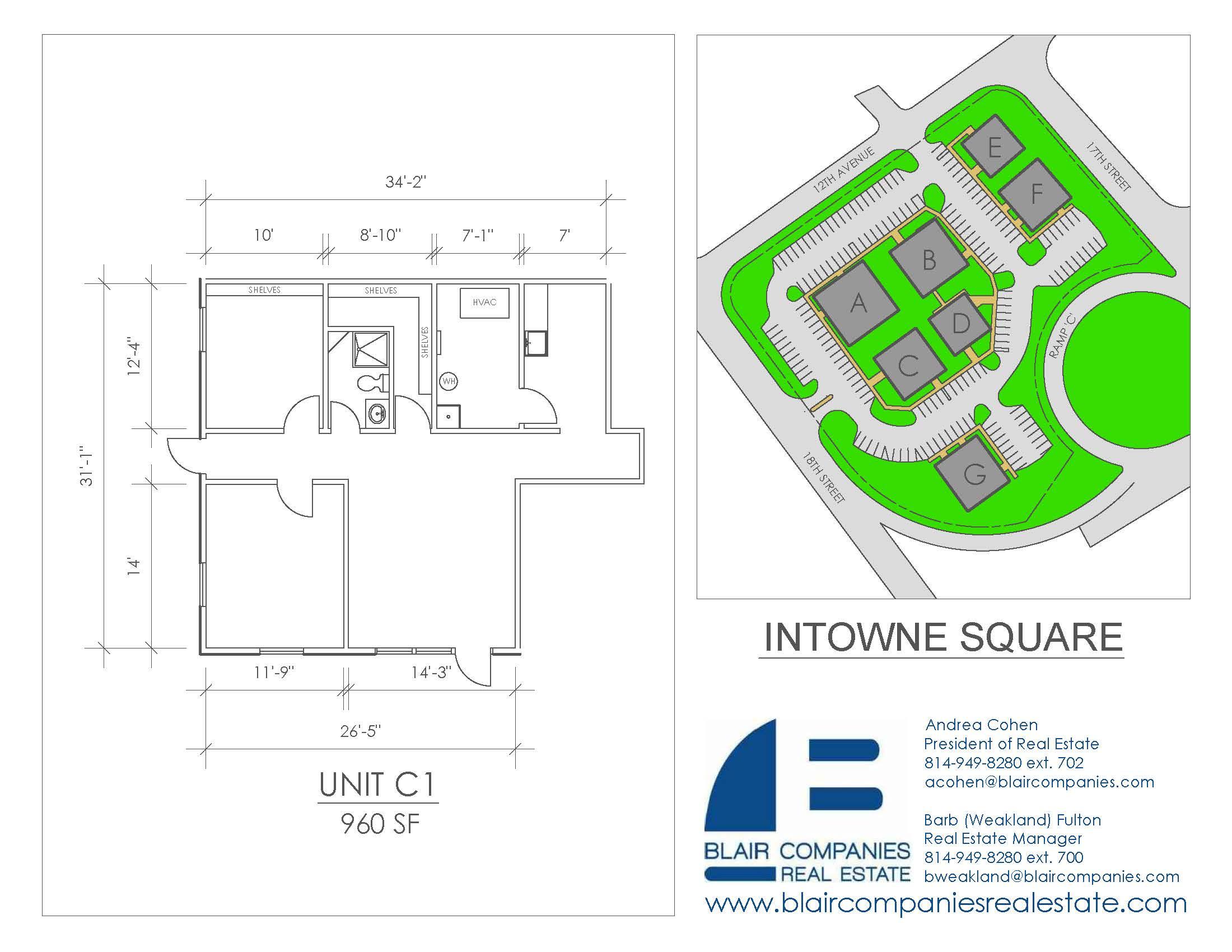 Intowne Square C-1