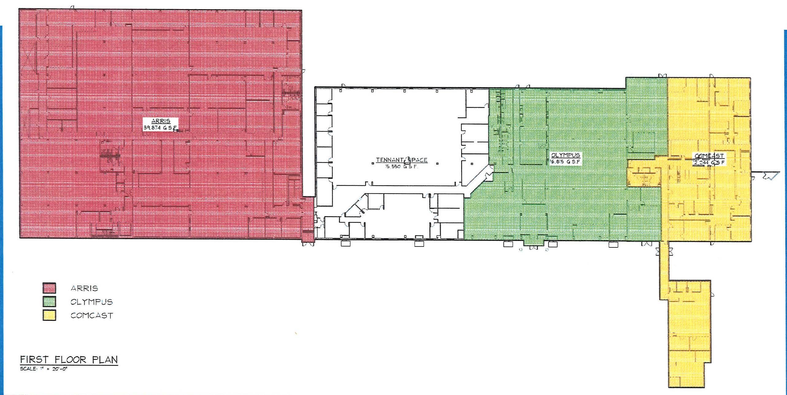 Decibel Road Floor Plan 1