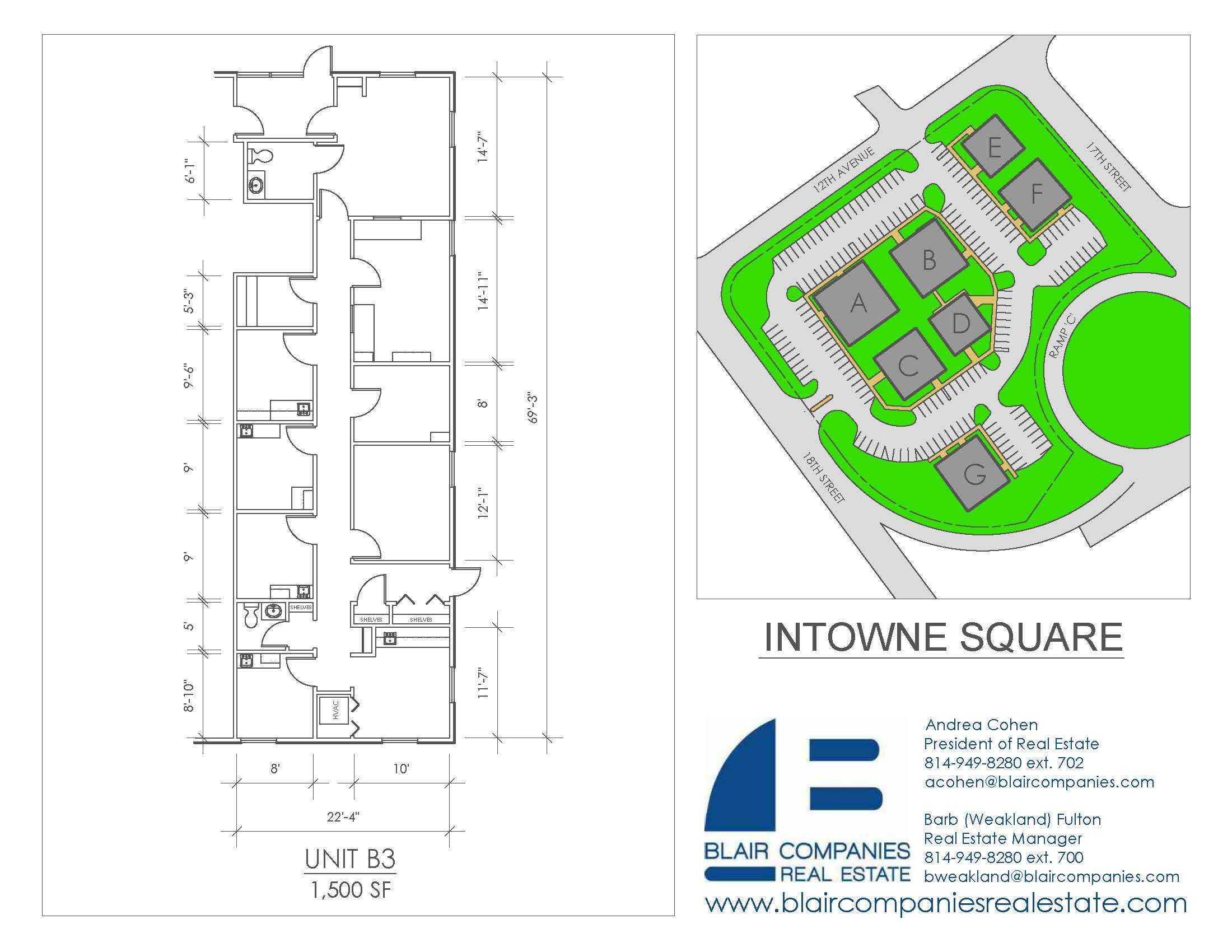 Intowne Square B-3