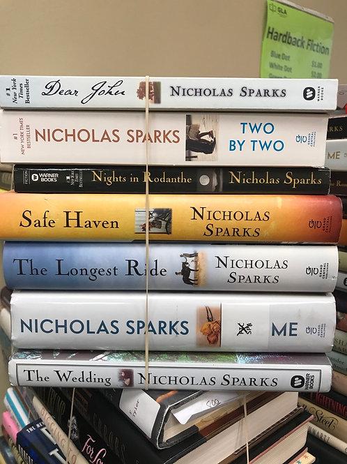 Fiction - Nicholas Sparks