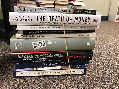 Business, Economics, Money, Financial