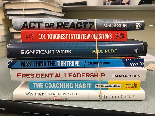 Leadership, Business, Coaching