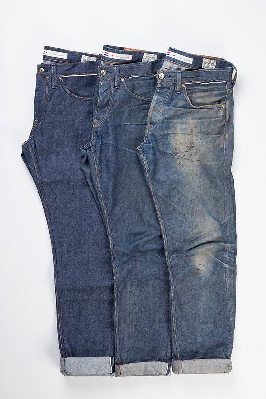 BDD-016-Grey-Blue-鋼鐵藍-牛仔褲
