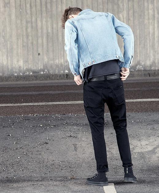 nudie 牛仔褲