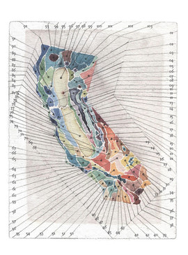 Indigofera-California-Hiking-Series