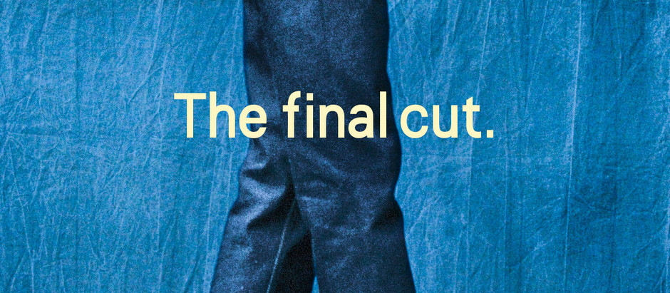 Nudie Jeans - Gritty Jackson 全新直筒褲三塊獨有布料版型展示