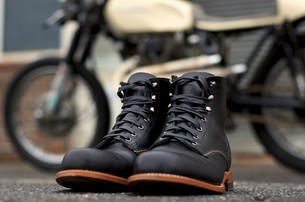 Wolverine 1000 Mile Original Black 茶芯黑色