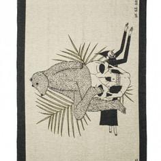 Indigofera-Wool-Blanket-Richard-Colman-Blanket-Bear-1