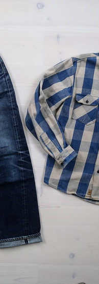 Indigofera_jeans-Indigofera_Norris_shirt