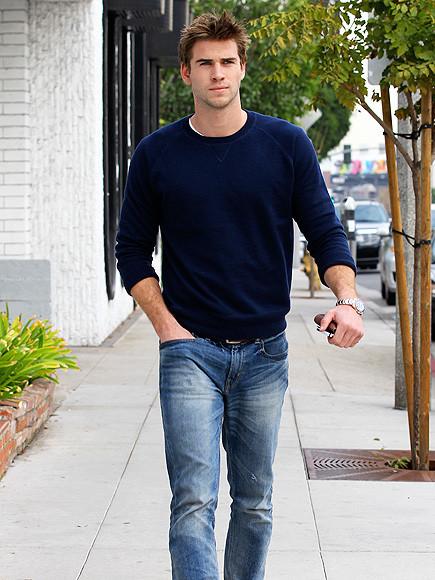 Liam Hemsworth 連恩·漢斯沃