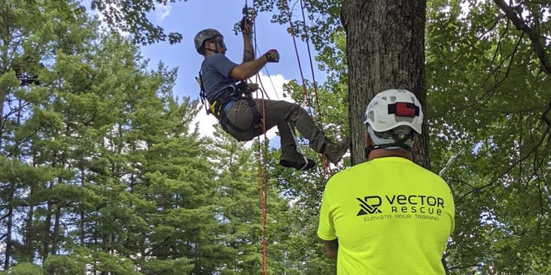Arborist Rescue for First Responders