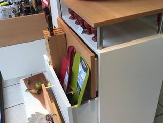 Individuell hergestelltes Küchenmöbel