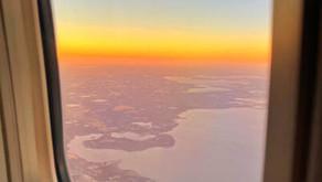 Look Up: Musings from 36,000 Feet