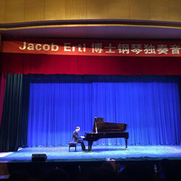 In Concert, Jinan, China